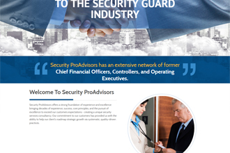 31 Security ProAdvisor Advisory Consulting and Brokerage Services